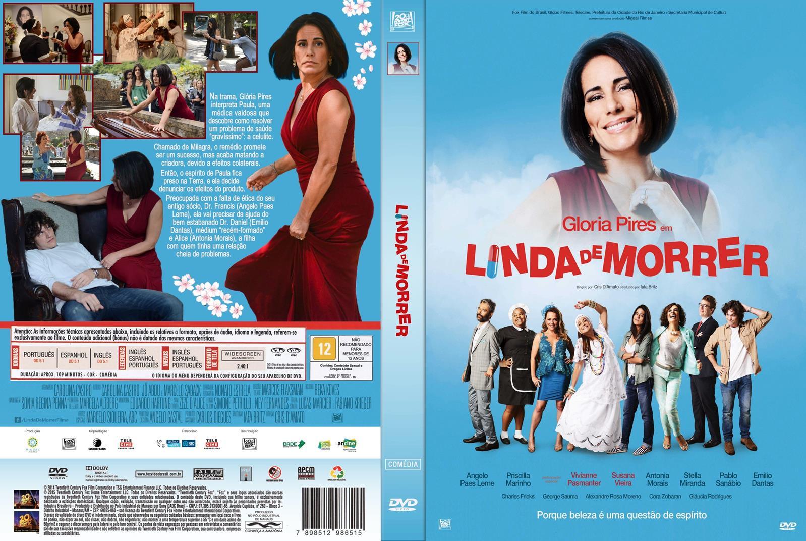 Download Linda de Morrer DVDRip XviD Nacional Linda 2BDe 2BMorrer