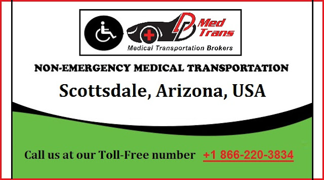 Local Medical Transportation Services in Arizona