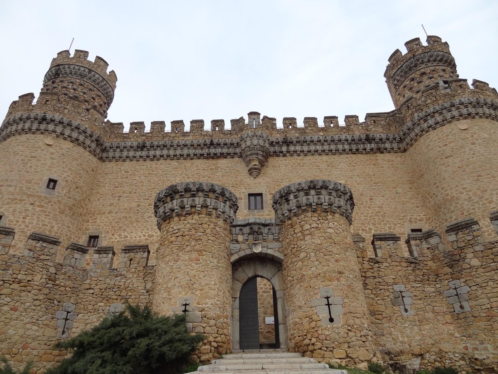 Writings In Spain: Manzanares El Real