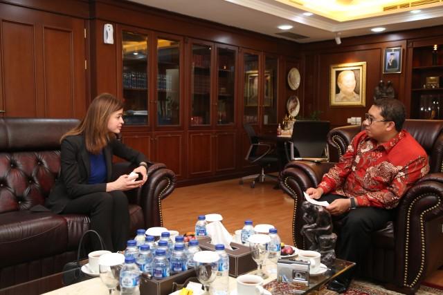 Kunjungan Jokowi ke Jambi Disebut Wisata Bencana