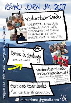¡Se ha cerrado la convocatoria para voluntariado internacional durante el verano!
