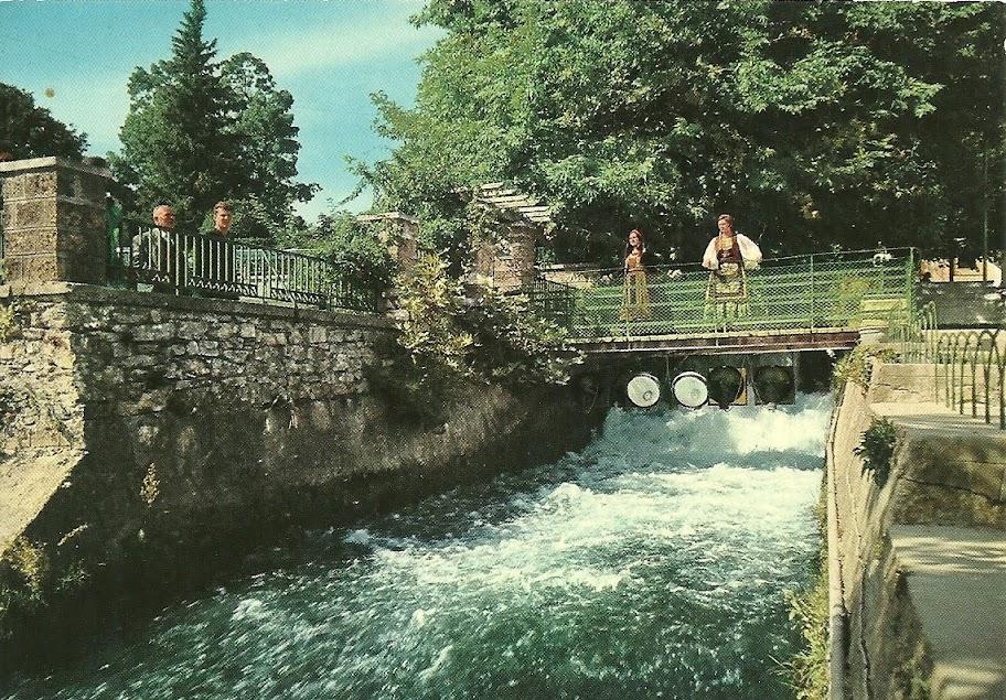 Η γέφυρα των καταρρακτών