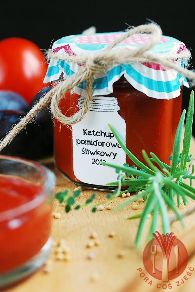 Ketchup pomidorowo śliwkowy