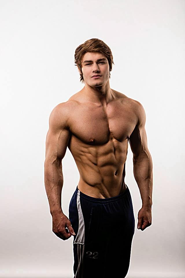 Daily Bodybuilding Motivation: Jeff Seid - Teen Fitness