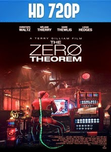 The Zero Theorem 720p Subtitulada 2013