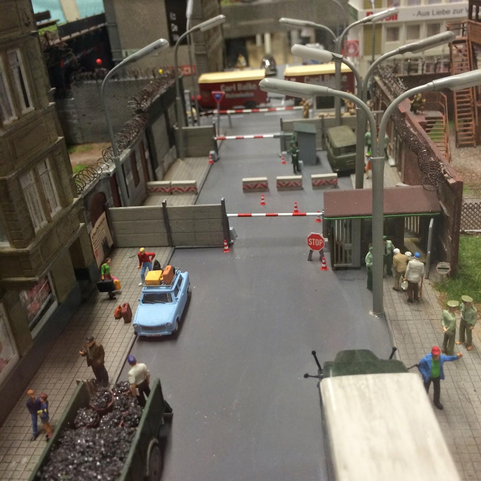 музей миниатюр в Гамбурге