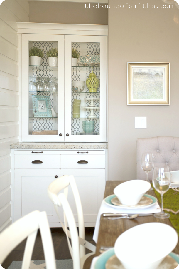 A Custom Dining Room Hutch Pretty Little Pantry Our DIY BloggerHouse Projects Revealed