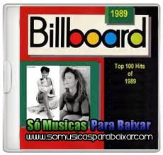 musicas+para+baixar CD Billboard Top 100 Hits Of 1989