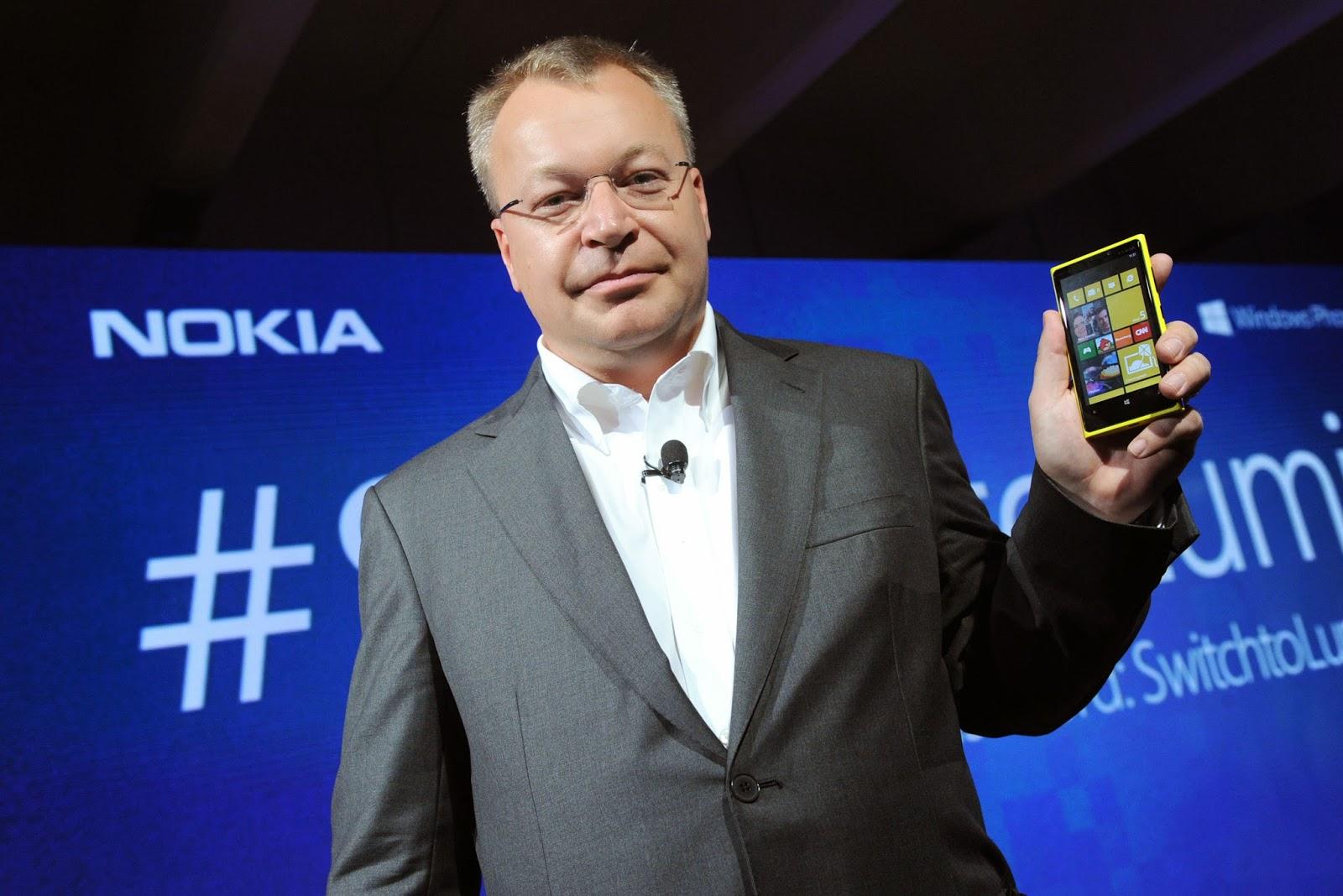 Stephen Elop, Microsoft, Microsoft and Nokia, Nokia, CEO of Nokia, Windows IT Pro, mobile,