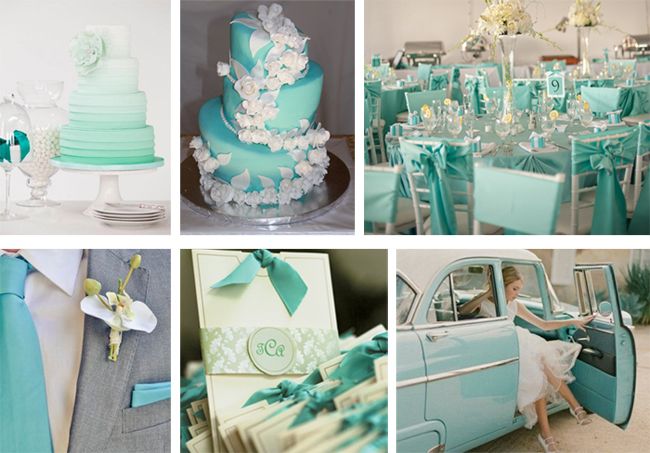 Matrimonio Tema Tiffany : Lovely wedding matrimonio blu tiffany