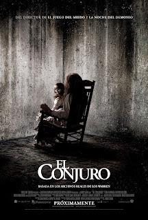 Ver Película El Conjuro Online Gratis (2013)