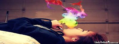 Humo de colores - toda portada facebook