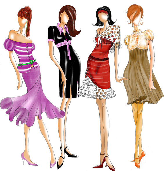 Design Clothes Online Virtual Online fashion design makes