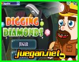 extraer diamantes