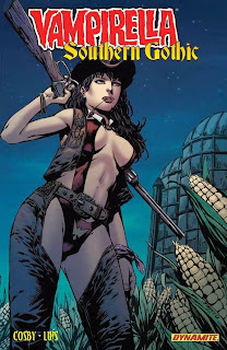 Cover of Vampirella Southern Gothic trade paperback