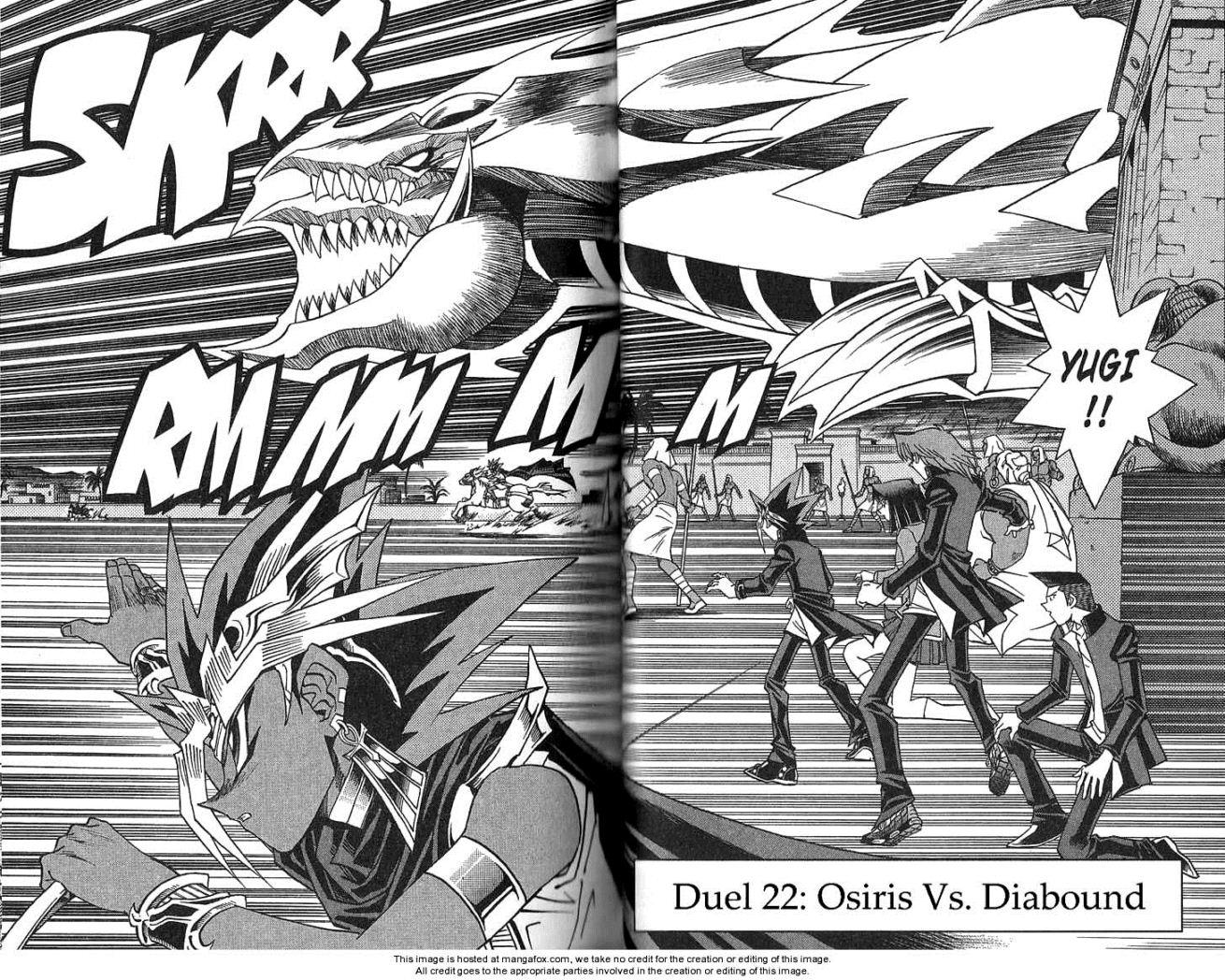 YuGi Oh – Vua Trò Chơi chap 300 Trang 4