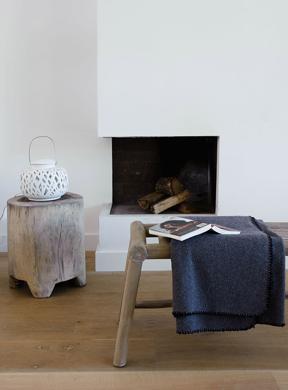 DECOR TREND: Minimalist fireplace | Vtwonen