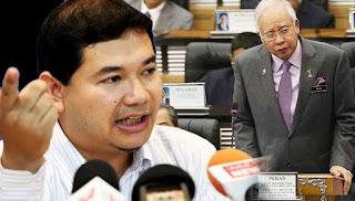 Tak perlu ikat Ringgit tapi 'ikat' Najib -Rafizi