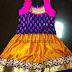 Banaras Lehenga for Newborn