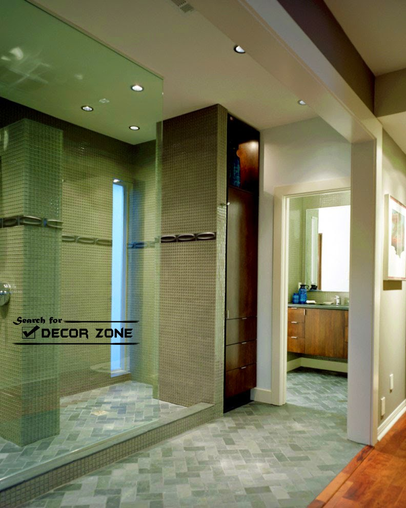 Contemporary Tile Design Ideas: Modern Bathroom Floor Tiles: Ideas And Choosing Tips