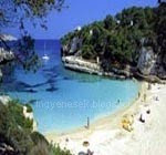 Mallorcai tengerpart