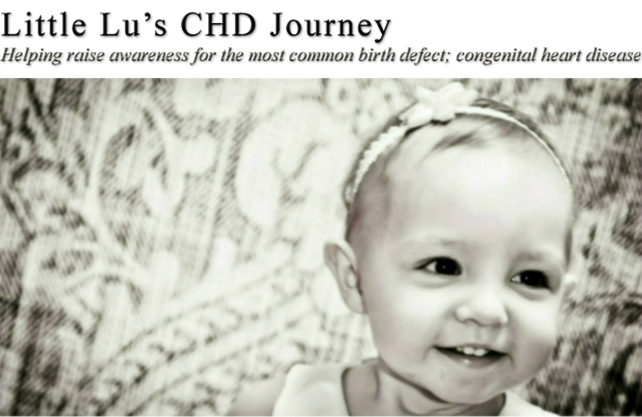 Little Lu's CHD Journey