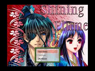 SHINING PLUME [FINAL]