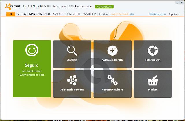 avast antivirus how to allow a program
