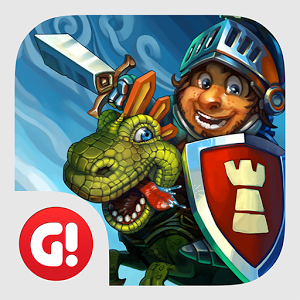 The Tribez & Castlez MOD APK + DATA Unlimited Money