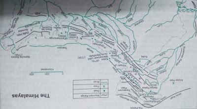 Longitudinal Series of Himalayas
