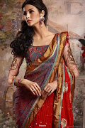 Wedding Sarees fashion is the traditional costume of Indian women.