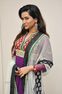 Devana new actress in Salver Suit from movie Needa