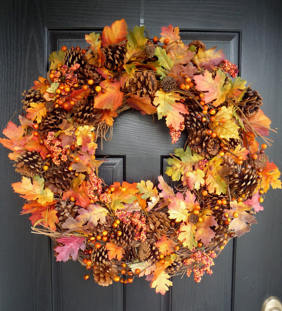 Autumn Wreath1