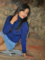 Mithra latest sizzling trendy photo shoot gallery-cover-photo