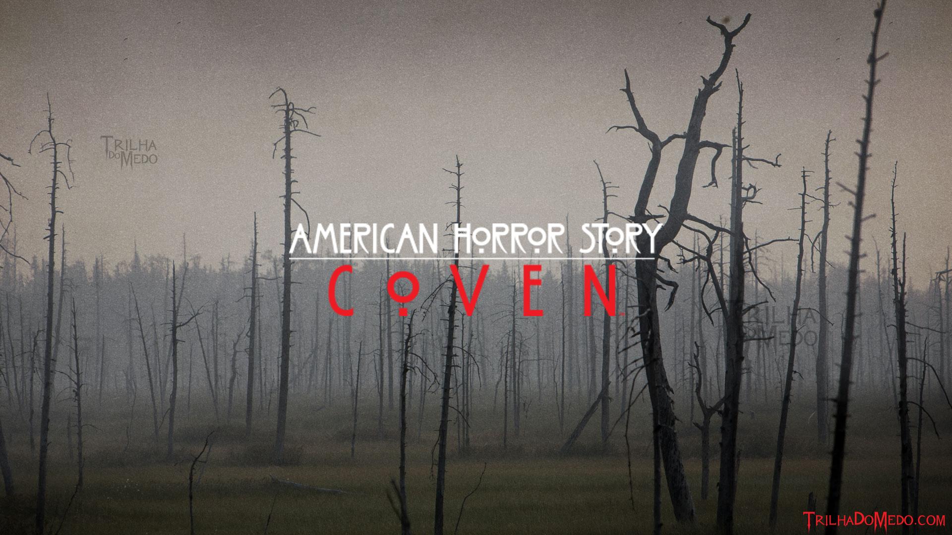 American Horror Story Coven Cast Wallpaper
