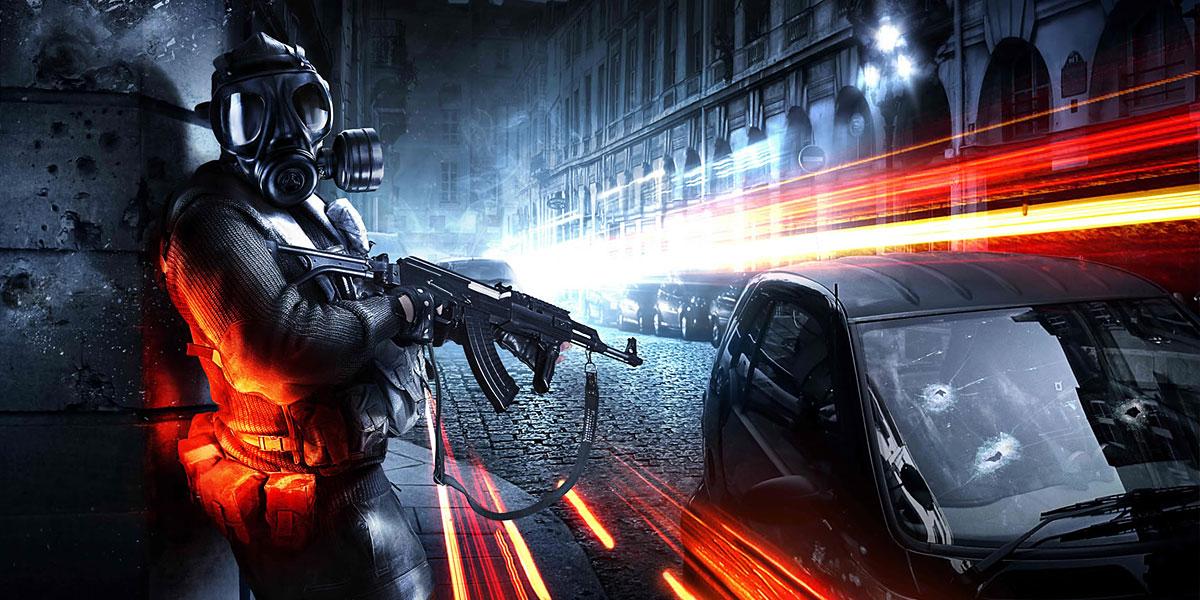 Battlefield III l 300+ Muhteşem HD Twitter Kapak Fotoğrafları