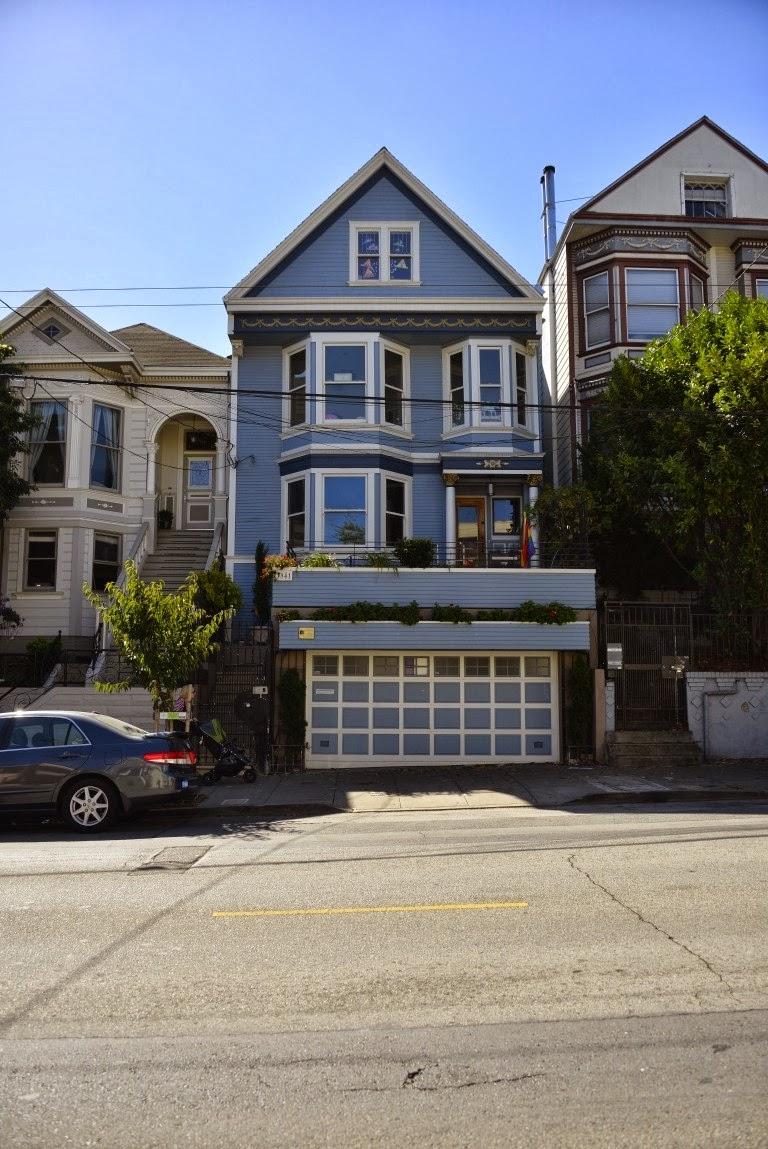 Blog du ds45 la maison bleu de san francisco - La maison bleue chanson ...