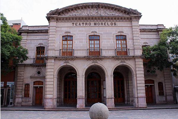 Teatro Morelos, Aguascalientes