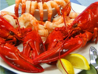 Delicious Foods Recipe: Lobster Tails Offering you Plush ...