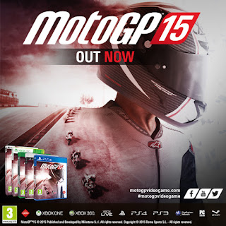 Free Download Games MotoGP 15 Untuk Komputer Full Version