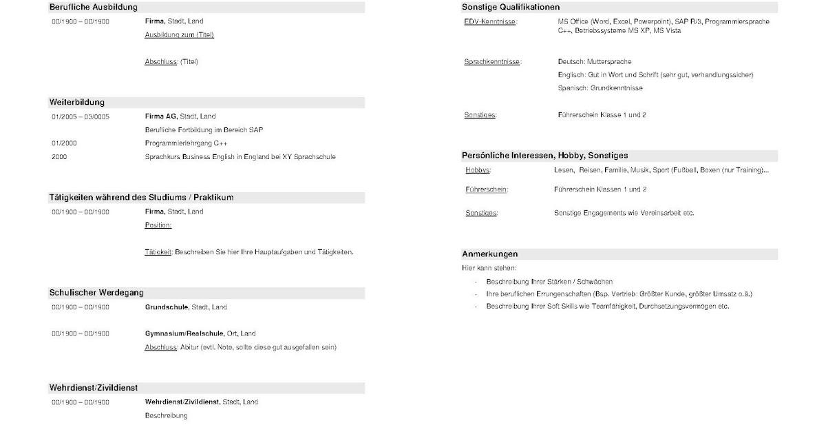 Beste Rücktrittsschreiben Vorlage Bilder - Entry Level Resume ...