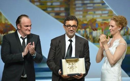 Iscomigoo news: Nuri Bilge Ceylan remporte la palme d'or pour Winter Sleep
