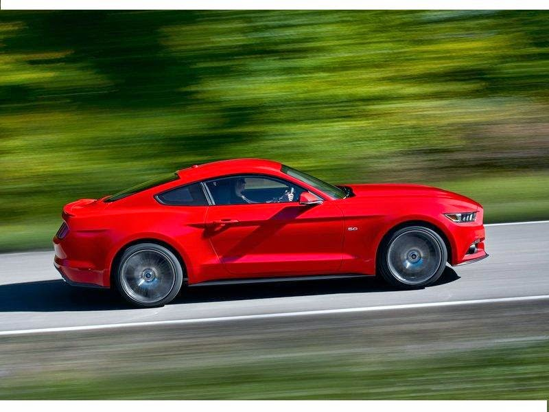 news cars new ford mustang gt model year 2015. Black Bedroom Furniture Sets. Home Design Ideas