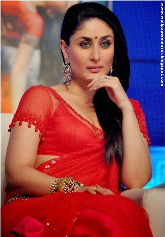 Kareena kapoor hd pics in saree latest