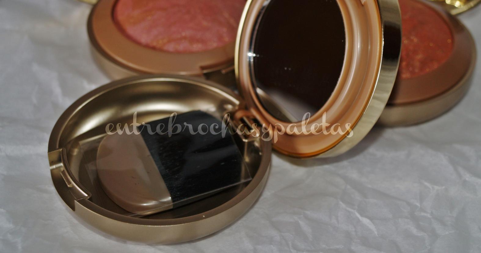 baked blush coloretes milani