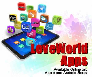 LoveWorld Apps.