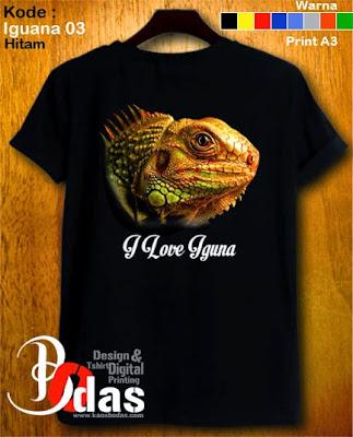 Kaos Iguana 03