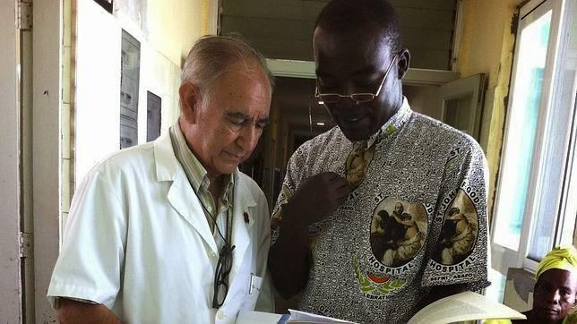 miguel pajares ebola