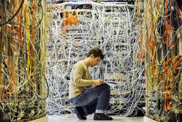 smiješna slika: posao Informaciona i komunikaciska tehnologija