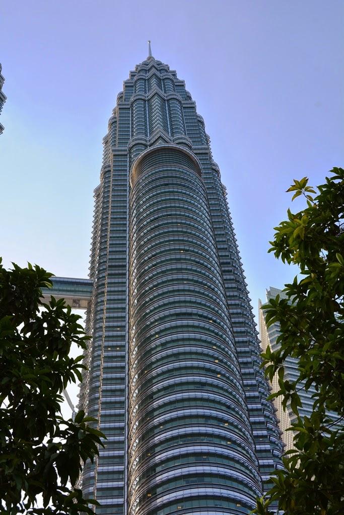 KLCC Park Kuala Lumpur Petronas